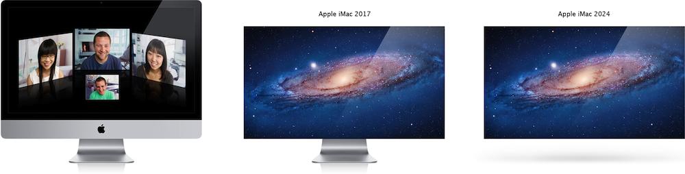 Apple iMac in the future