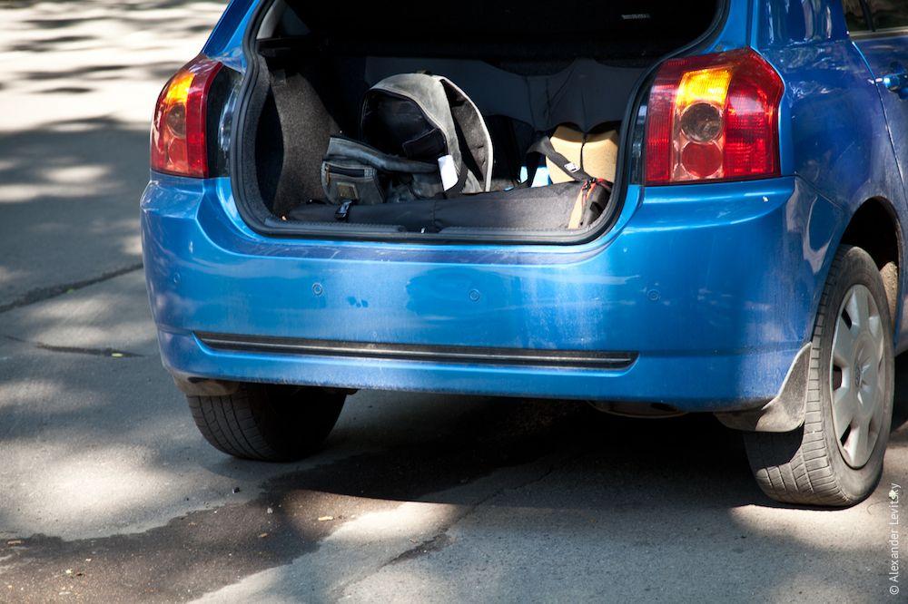 Как починить парктроник в автомобиле
