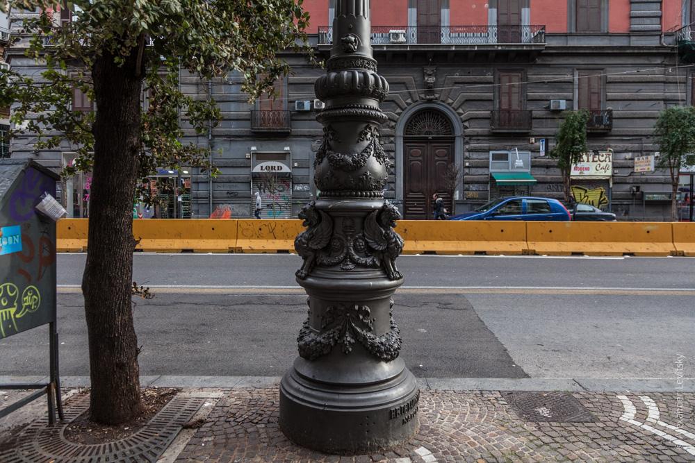 Италия, Неаполь. Детали