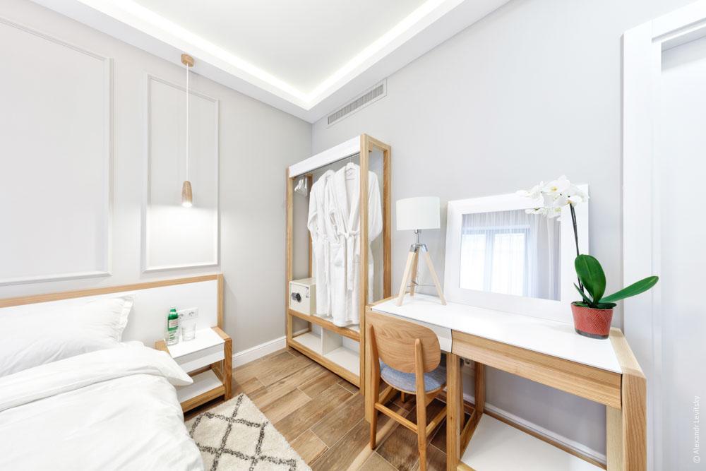 Интерьеры отеля «Фраполли 21»