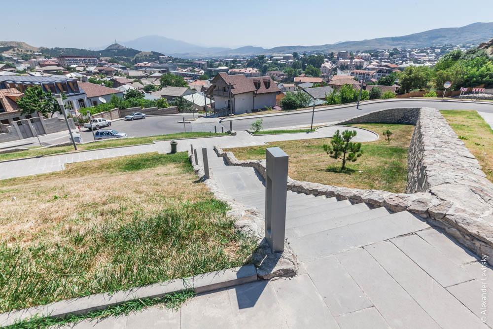 Грузия, Ахалцихе