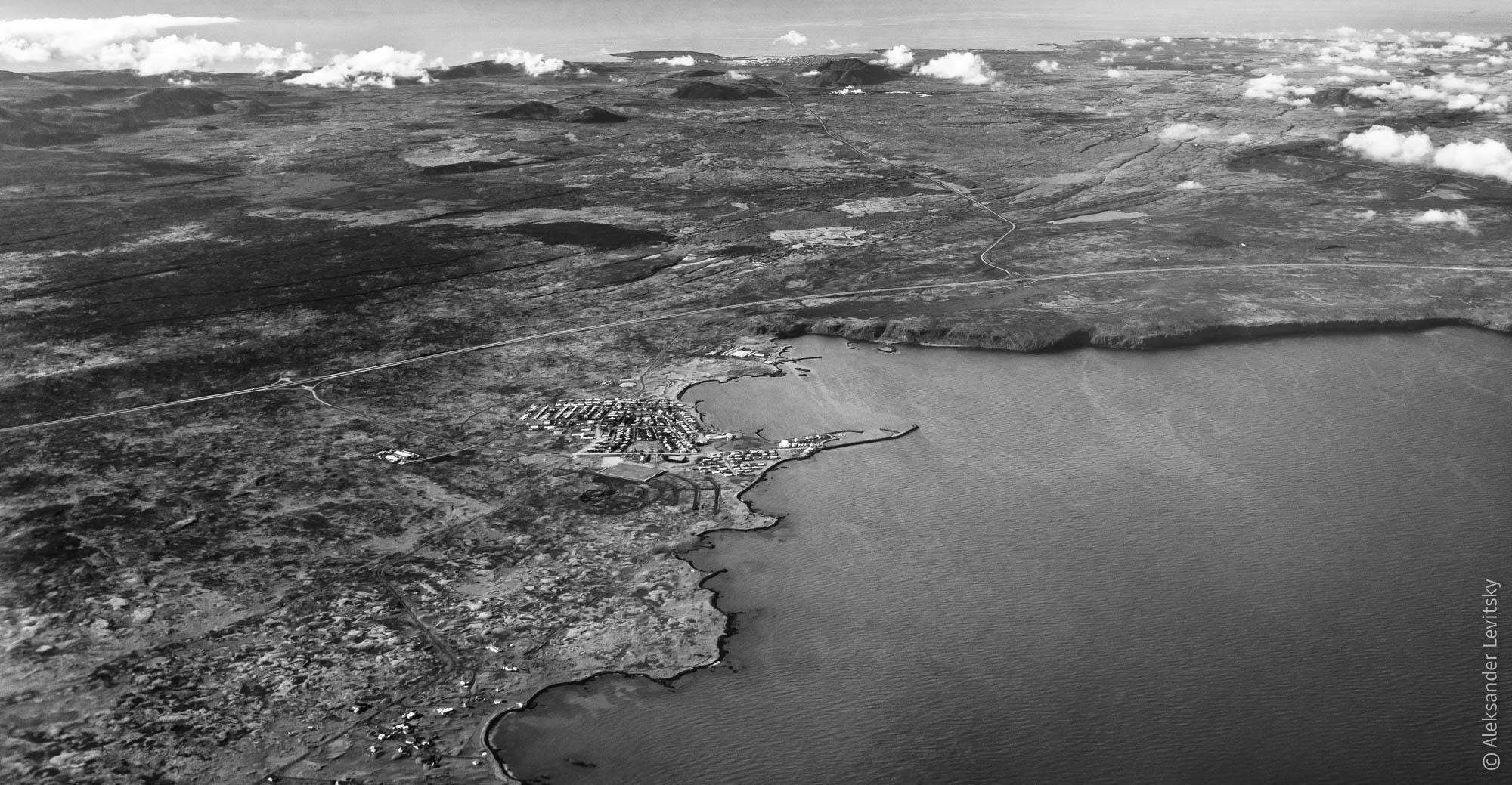 Исландия с высоты
