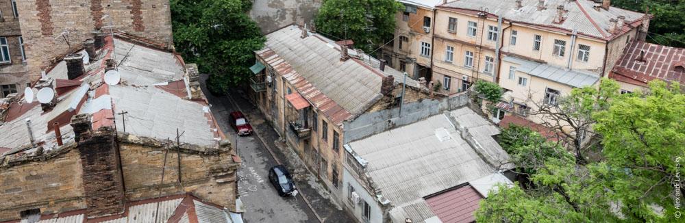 Переулки в Одессе, Украина
