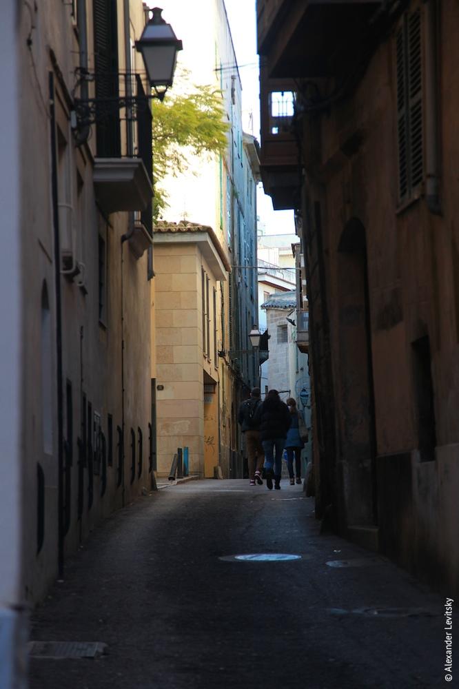 Испания. Па́льма-де-Мальо́рка. Spain. Palma de Mallorca
