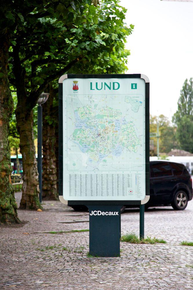 Не реклама чего-либо, а карта города! Для людей.