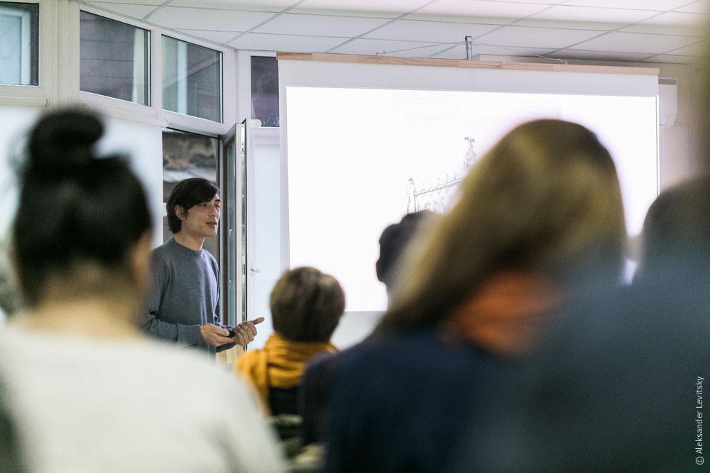 Историко-архитектурная лекция о модерне в Одессе